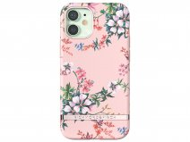 Richmond & Finch Pink Blooms Case - iPhone 12 Mini hoesje