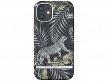 Richmond & Finch Silver Jungle Case - iPhone 12 Mini hoesje