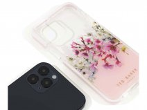 Ted Baker Jasmine Anti-Shock Case - iPhone 12 / 12 Pro Hoesje
