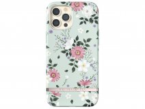 Richmond & Finch Sweet Mint Case - iPhone 12 Pro Max hoesje