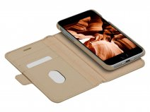 dbramante1928 MODE. 2in1 Folio Beige - iPhone SE 2020/8/7 Hoesje