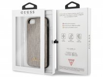 Guess Lizard Case Goud - iPhone SE 2020 / 8 / 7 / 6 hoesje