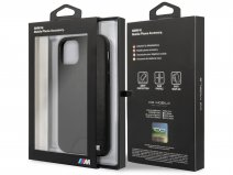 BMW M Hard Case Zwart - iPhone 11 hoesje