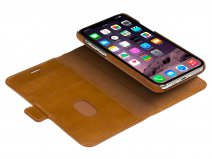 dbramante1928 Lynge Folio Tan - iPhone 11 Hoesje Leer
