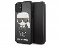 Karl Lagerfeld Iconic Case - iPhone 11 hoesje