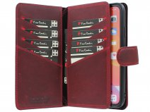 Pierre Cardin True Wallet Rood Leer - iPhone 11 hoesje