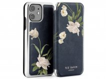 Ted Baker Elderflower Mirror Folio Case - iPhone 11/XR Hoesje