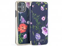 Ted Baker Hedgerow Mirror Folio Case - iPhone 11 Hoesje