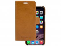 dbramante1928 Lynge Folio Tan - iPhone 11 Pro Max Hoesje Leer