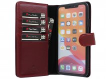 Pierre Cardin True Wallet Rood Leer - iPhone 11 Pro Max hoesje