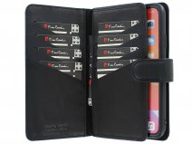 Pierre Cardin True Wallet Zwart Leer - iPhone 11 Pro Max hoesje