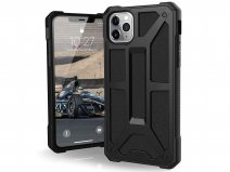 Urban Armor Gear Monarch Leer - iPhone 11 Pro Max hoesje