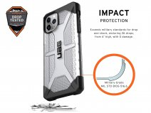 Urban Armor Gear Plasma Ice Case - iPhone 11 Pro Max hoesje