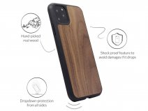 Woodcessories EcoBump - Houten iPhone 11 Pro Max hoesje