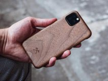 Woodcessories EcoCase Slim Walnut - iPhone 11 Pro Max hoesje