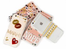 Case-Mate Naked Tough Custom - iPhone 8/7/6s hoesje