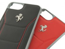 Ferrari 488 Series Hard Case - Leren iPhone 8/7 hoesje