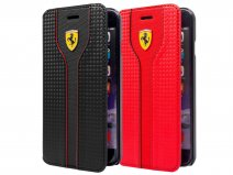 Ferrari Scuderia Bookcase - iPhone 8/7 Hoesje