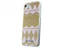 Guess Aztec Tribal Skin - iPhone 7 hoesje (GUHCP7TGPI)