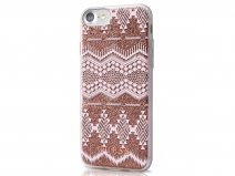 Guess Aztec Tribal Skin - iPhone 8/7 hoesje GUHCP7TGTA
