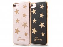 Guess Stars TPU Skin Case - iPhone 8/7 hoesje