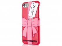 Karl Lagerfeld - A Gift for Karl Case - iPhone 7 hoesje