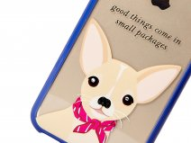 Kate Spade Jeweled Chihuahua Case - iPhone 8/7 Hoesje