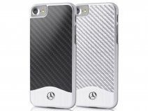 Mercedes-Benz Carbon Aluminium Case - iPhone 8/7 hoesje