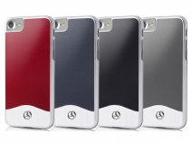 Mercedes-Benz Metalic Hard Case - iPhone 8/7 hoesje