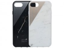 Native Union CLIC Marble - Marmeren iPhone 7 hoesje