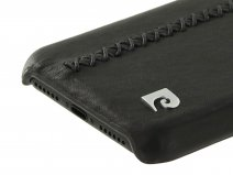 Pierre Cardin Stitches Case - Leren iPhone 8/7 hoesje