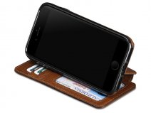 Sena Heritage Wallet Book - Leren iPhone 7 hoesje