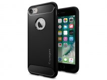 Spigen Rugged Armor Case - iPhone 8/7 hoesje