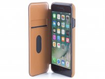 Ted Baker Carva Folio Case Tan - iPhone 8/7/6s/6 Hoesje