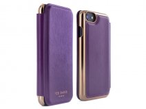 Ted Baker Shannon Deep Purple - iPhone 8/7/6s/6 Hoesje