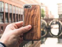 Woodcessories EcoCase Casual - Houten iPhone 7 hoesje