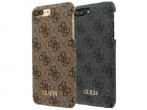 Guess Monogram Hard Case - iPhone 7 Plus hoesje