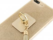 Guess Tassel Ring Stand Case - iPhone 8+/7+/6s+ hoesje