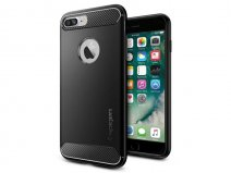 Spigen Rugged Armor Case - iPhone 8 Plus/7 Plus hoesje