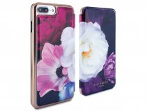 Ted Baker Candace Folio Case - iPhone 8+/7+/6s+ Hoesje