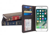 Twelve South BookBook - Leren iPhone 8+/7+/6s+ hoesje