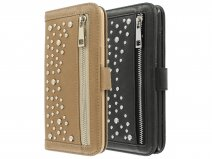 Stardust Studs Bookcase - iPhone 8 Plus/7 Plus hoesje
