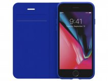 adidas ADICOLOR Booklet Blauw - iPhone 8/7/6 Hoesje