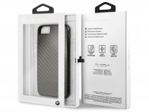BMW Carbon Hard Case - iPhone SE 2020 / 8 / 7 / 6(s) hoesje