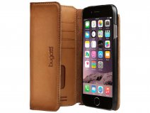 Bugatti Vienna Burnished Wallet - iPhone 8/7 hoesje