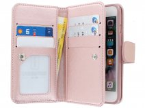 Full Wallet Book Case XL Rosé - iPhone SE 2020 / 8 / 7 hoesje