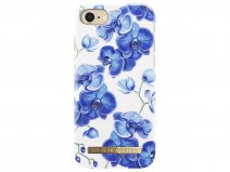 iDeal of Sweden Baby Blue Orchid - iPhone 8/7/6 hoesje