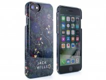 Jack Wills Floral Pheasant Case - iPhone 8/7/6 Hoesje