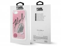 Karl Lagerfeld Graffiti Case - iPhone 8/7/6s hoesje