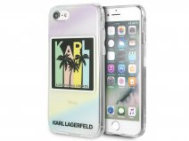 Karl Lagerfeld Karlifornia Dreams Case - iPhone 8/7/6 hoesje